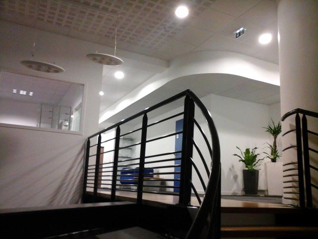 Aménagement intérieur et pose de cloisons sèches et faux plafond